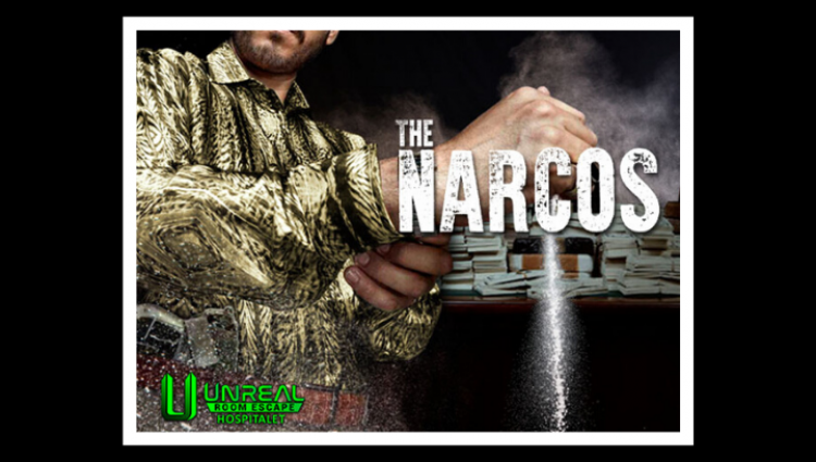 ▷ Opinión Unreal | THE NARCOS